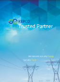 KEPCO Trusted Partner cover image
